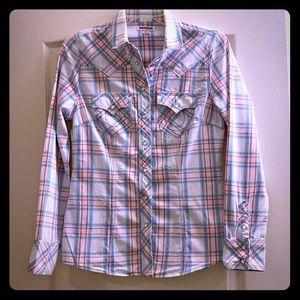 True Religion Snap Button Shirt
